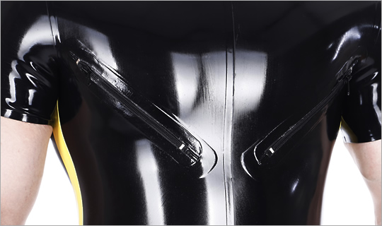 Latexcockring
