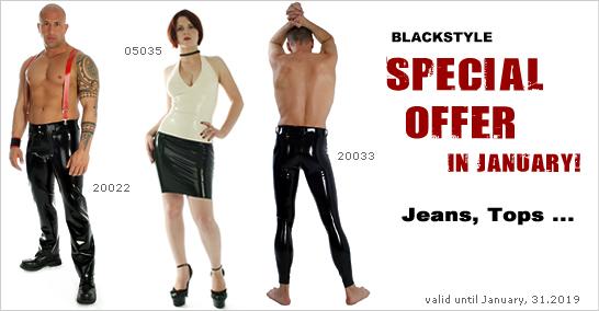 BLACKSTYLE Specials