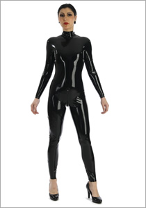latex catsuit blackstyle latexbekleidung aus berlin rubberwear from berlin latexanz ge. Black Bedroom Furniture Sets. Home Design Ideas