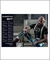 82157 Poster calendar 2017 - Skinhead