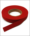99900 Latex stripes, red, 0,60 mm x 13 mm