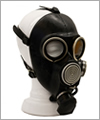 41067 Russian respirator  GP7-V round eyes
