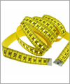 86053 Waist tape measure, 150 cm