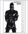 82161 Poster calendar 2019 - Heavy Rubber