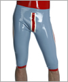 20032 American football pants, three-coloured
