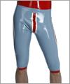 20032 American Footballhose, dreifarbig