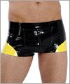 21043 Shorts mit Pouch, zweifarbig