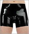 21519 Shorts mit Ausbuchtung