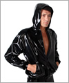22014 Workout jacket with hood