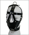 43720 Head harness with muzzle