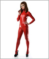 47702 Latex sheeting red (S30)
