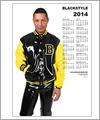 82138 Calendar 2014 - College-Jacke