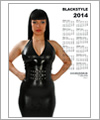82141 Calendar 2014 - Women with black top