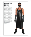 82154 Poster calendar 2015 - Man with muzzle and apron
