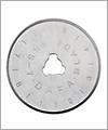 86042 Ersatzklingen für Rollcutter, 28 mm