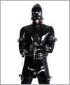 26030 High-end bondage suit