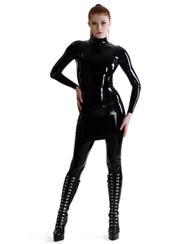 Latex f�r Frauen